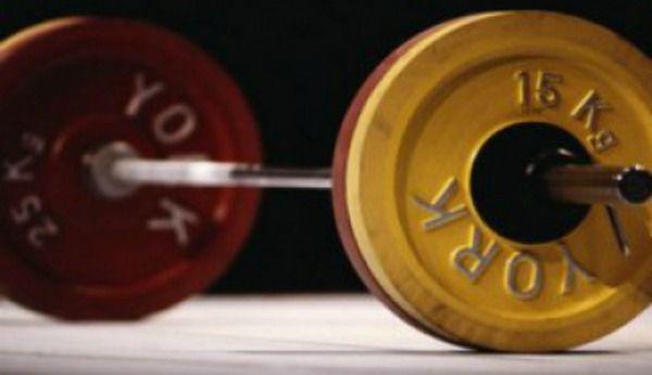 тяжелая атлетика / ewfed.com/