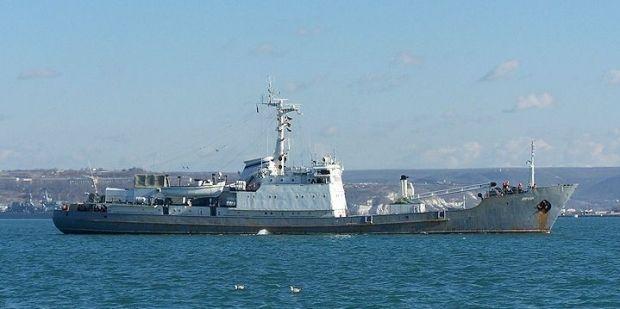 Russian reconnaissance ship noticed near Odessa / flot.sevastopol.info
