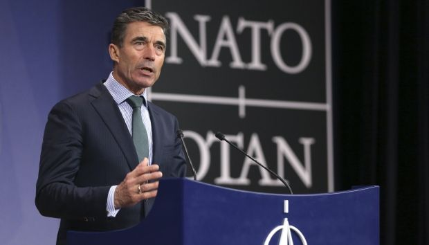 NATO Secretary General calls Russia to withdraw troops from borders of Ukraine / REUTERS