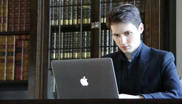 "Pavel Durov dismissed from post of director general of ""VKontakte"" in Russia/ vk.com/durov"