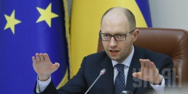 Яценюк заперечив можливість визнання анексії Криму