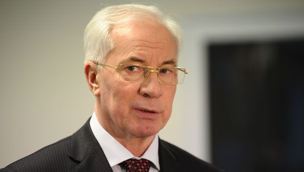 Azarov is wanted by police/ ZN.UA