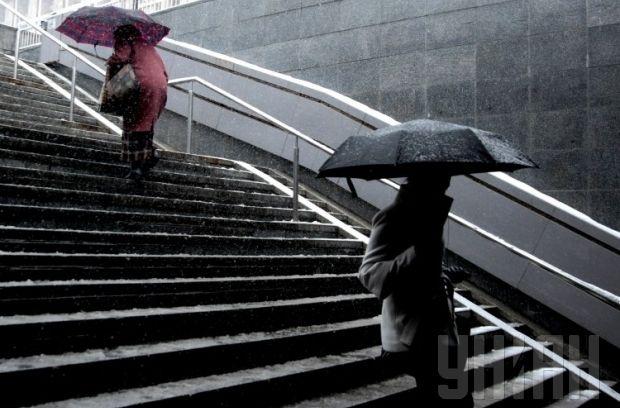 По всей Украине дожди / Фото: УНИАН