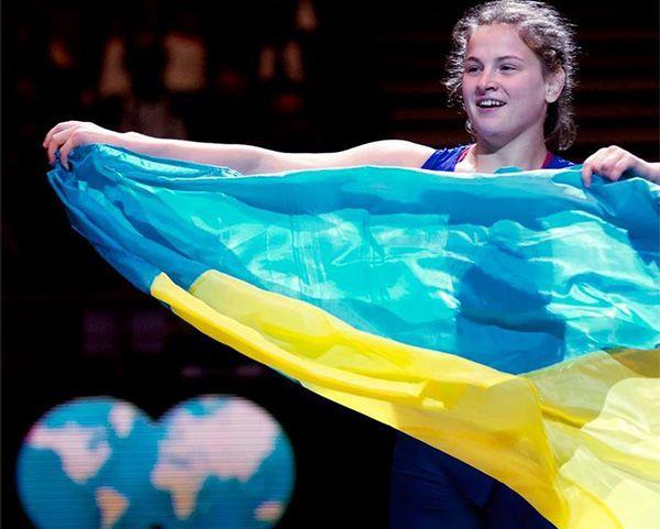 Алина Махиня-Стадник  / noc--ukr.org