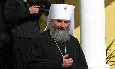 Митрополит Онуфрий (фото - espreso.tv)