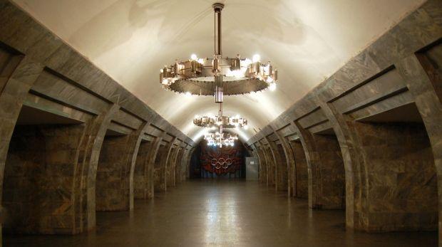 Работу трех станций столичного метро могут сегодня могут ограничить из-за футбола / wikimedia.org