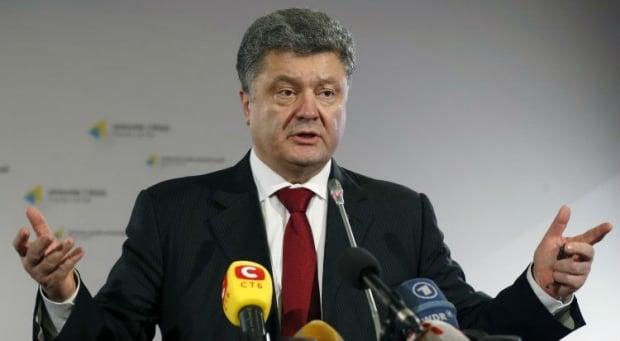 Порошенко предложил подписать меморандум о честной борьбе