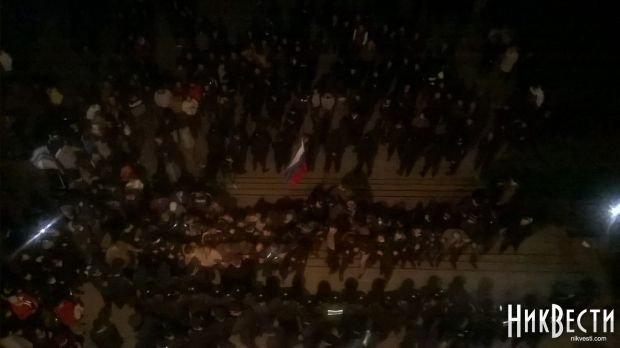 Николаев сепаратисты