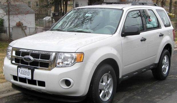 Ford отзывает более 400 тысяч авто из-за ржавеющих подрамников / uk.wikipedia.org
