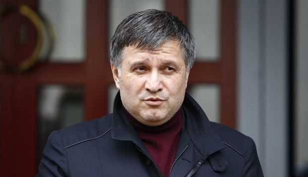 Avakov: Antiterrorist operation continues / REUTERS