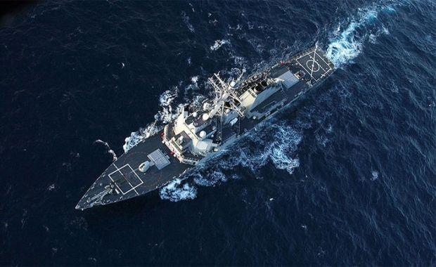 Дональд Кук эсминец / navy.mil