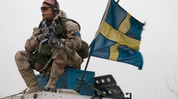 солдат шведской армии / rpdefense.over-blog.com