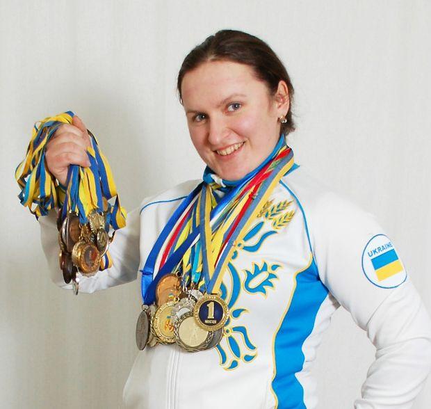 Тяжелоатлетка Надежда Миронюк выиграла третью медаль для Украины в Тель-Авиве