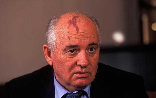Горбачев / svit24.net