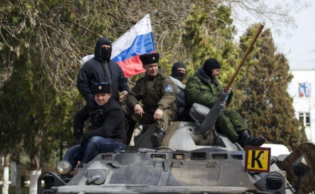 """Путин собирается и дальше """"защищать права русскоязычных"""" / REUTERS"""