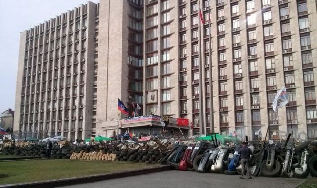 Донецкие сепаратисты рассчитывают на силовой конфликт / ostro.org