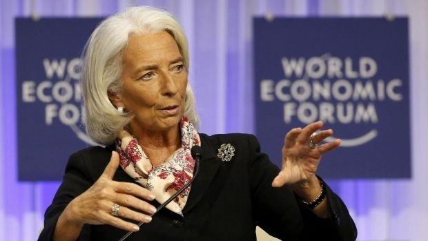 Глава МВФ видит предпосылки для большого роста мировой экономки в 2016 году