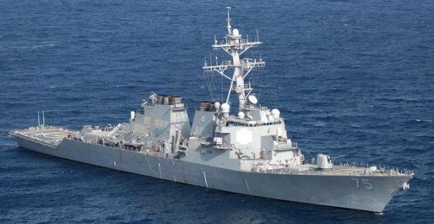 В Черное море вошел американский эсминец Donald Cook