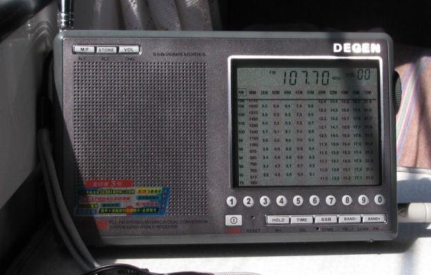 Радиоприемник, радио / Wikipedia