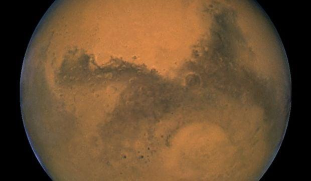 Ученые NASA считают, что на Марсе в прошлом существовали озера