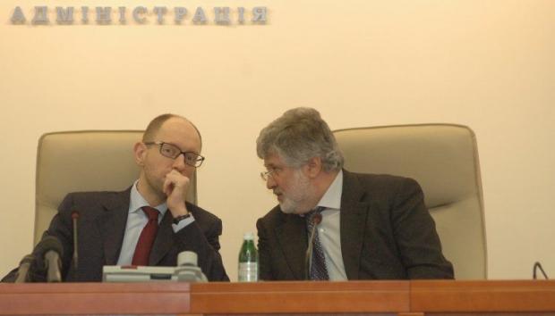 Коломойский считает, что руководство Украины должно сделать все для мира \ УНИАН