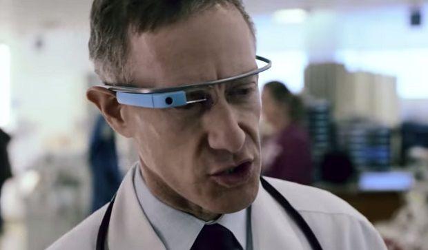 Google Glass на постоянной основе стали использовать врачи Бостона / Youtube
