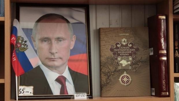 Путін продовжує політику Сталіна у Криму / Фото УНІАН