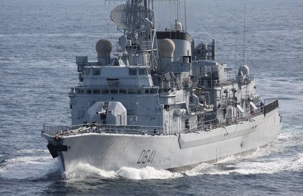 France sends anti-submarine frigate to Black Sea/ korabley.net