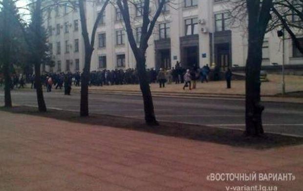 Луганск / v-variant.lg.ua