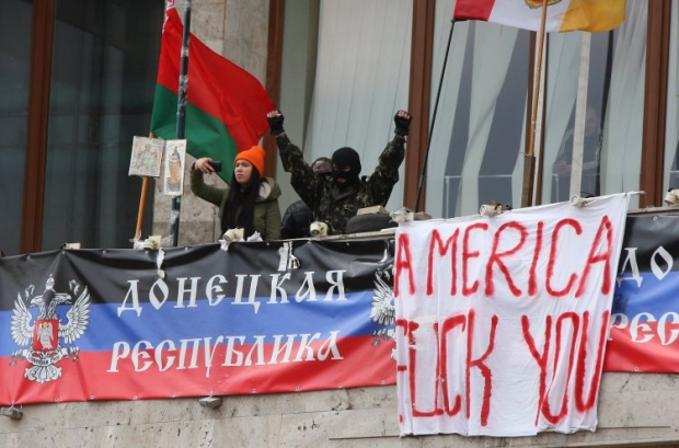 Україна дуже стримано реагувала на дії сепаратистів