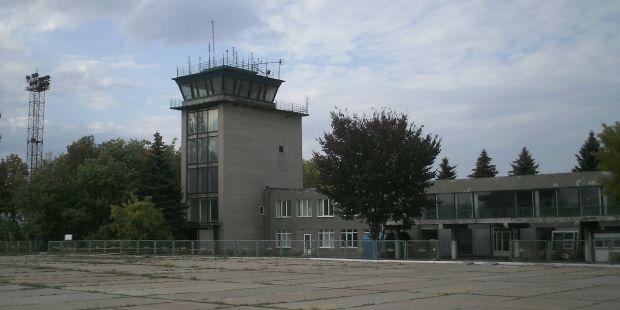 Аэропорт Краматорска / Википедия
