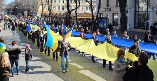 Верховная Рада Украины обращается ко всем гражданам страны с призывом объединиться
