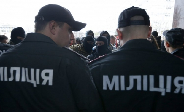 Похищенный милиционер найден повешенным / Фото УНИАН