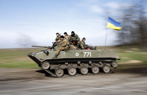 Defense Minister leaves for Kramatorsk – Yarema / REUTERS