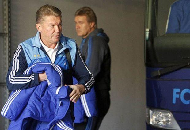 Олег Блохин не имеет права на компенсацию от клуба / fcdynamo.kiev.ua