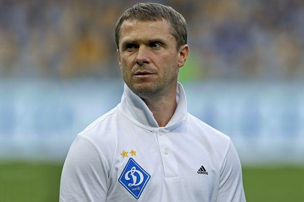 Ребров дает больше шансов молодым игрокам / fcdynamo.kiev.ua