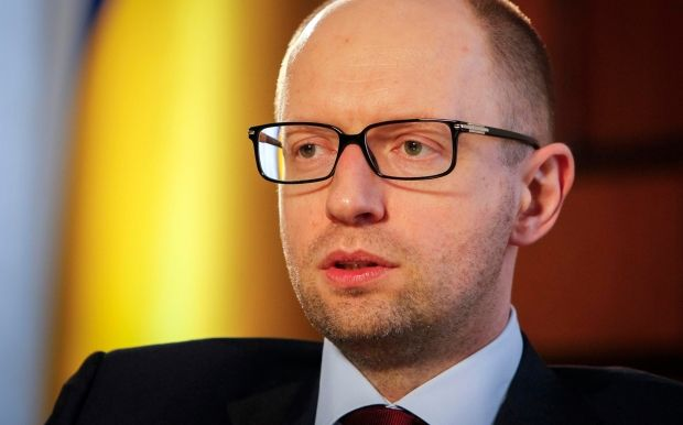 Yatsenyuk congratulates Ukrainians on International Family Day/ REUTERS