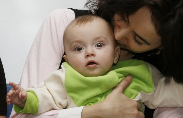 В Сумской области в семьях переселенцев родилось уже 82 ребенка  / Фото: УНИАН