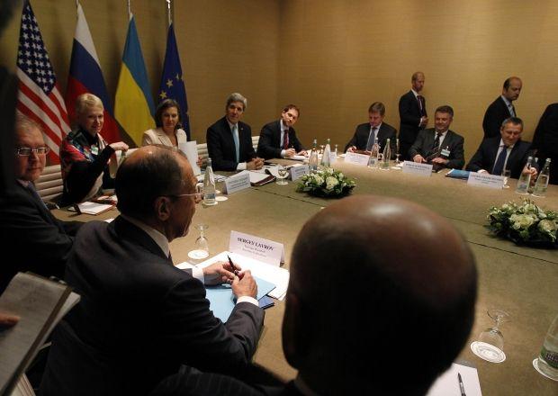 Украина готова продолжить переговоры / REUTERS