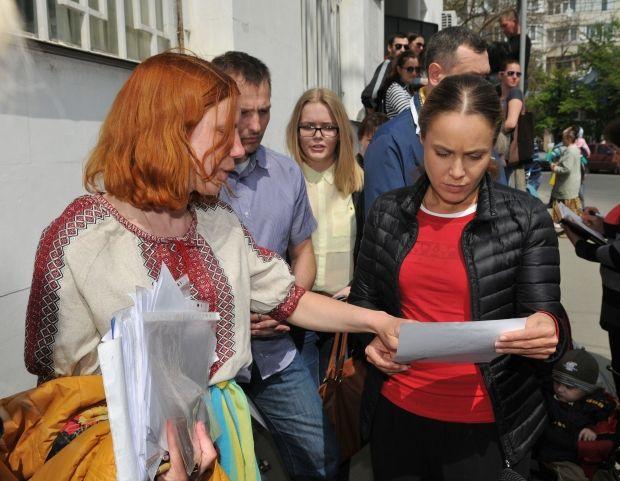 Майже два місяці Крим залишається гарячою точкою на карті України / gazeta.lviv.ua
