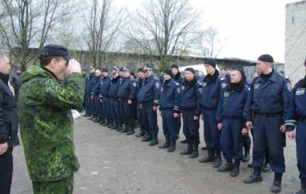Горлівського кримінального підполковника розшукує СБУ