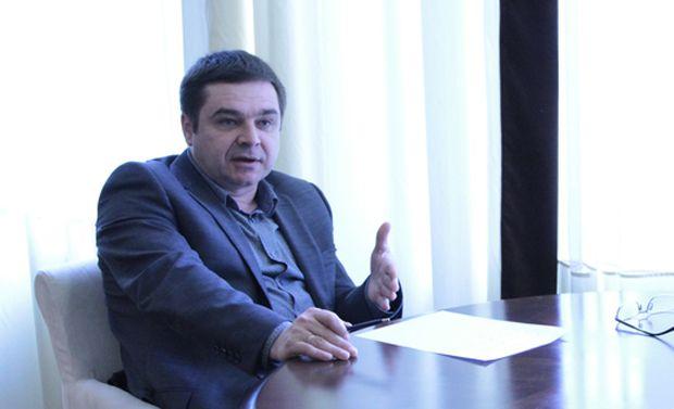 Глава наблюдательного совета «Киевгорстроя» Николай Порайко