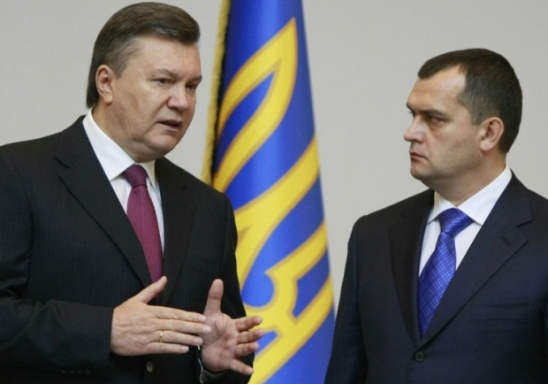 PGO accuses Yanukovych, Yakimenko and Zakharchenko of creation of terrorist organization
