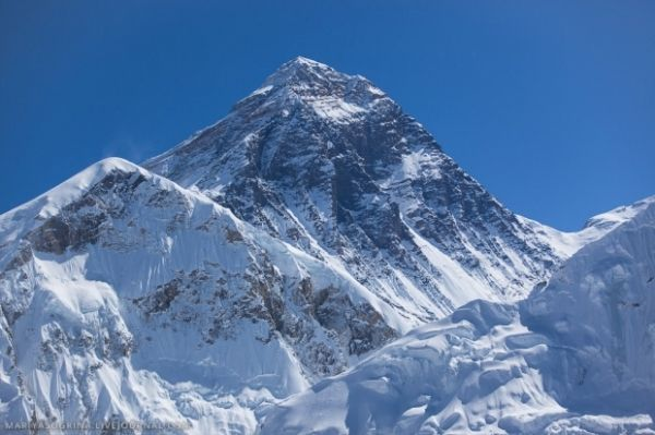 Высчайшая гора мира стала ниже / Мария Согрина