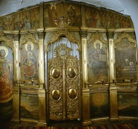 Церква Різдва Христового в Дальніх печерах