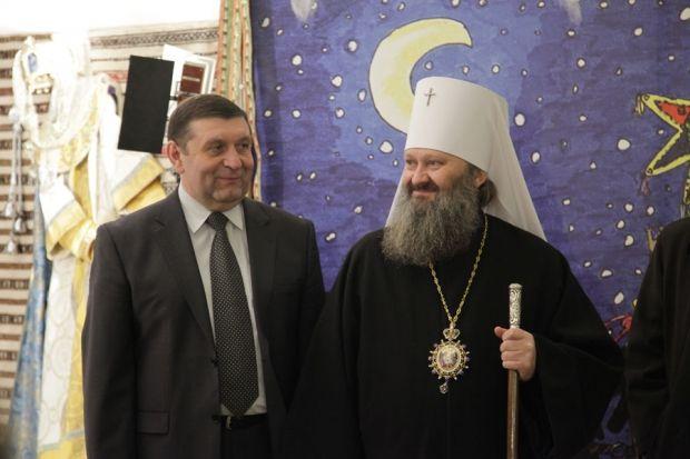 Виставка «Українське Різдво у Лаврі», 2012 рік.