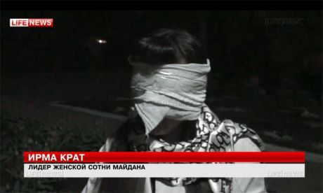 Ирму Крат похитили сепаратисты