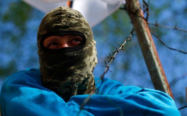 Задержан вооруженный координатор сепаратистов / REUTERS