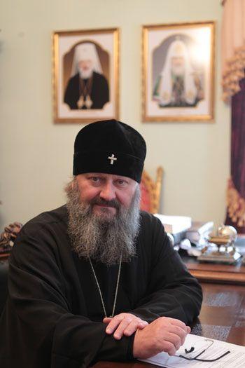 Митрополит Павел. Фото pravoslavie.ru