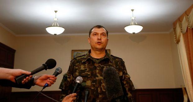 Террористы отбили Болотова / REUTERS